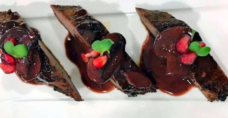 Lean & Juicy Reverse Seared Steak