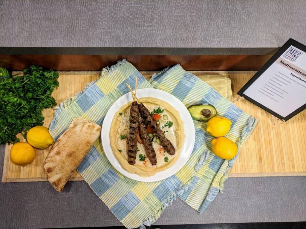 Mediterranean Kofta Recipe