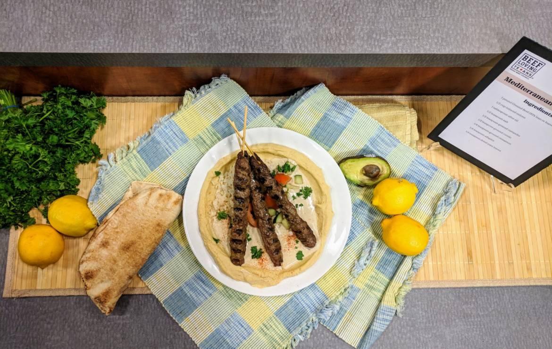 Mediterranean Beef Kofta Recipe